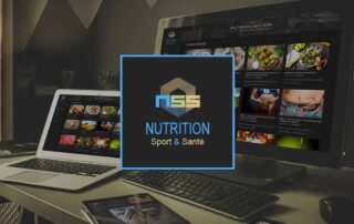 Création d'un blog sur l'alimentation, le sport et la santé