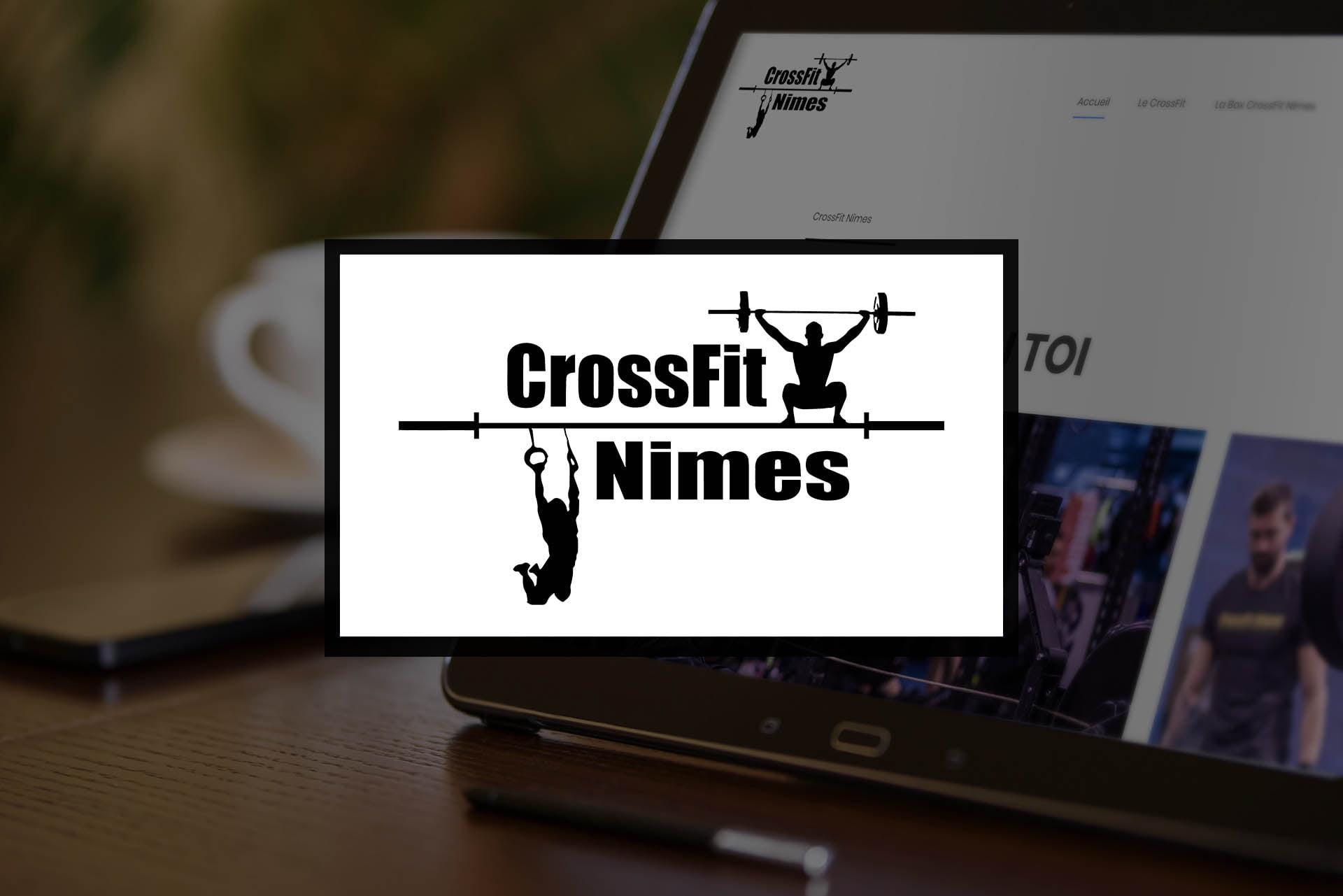 Création du site internet pour la salle de sport à Nimes