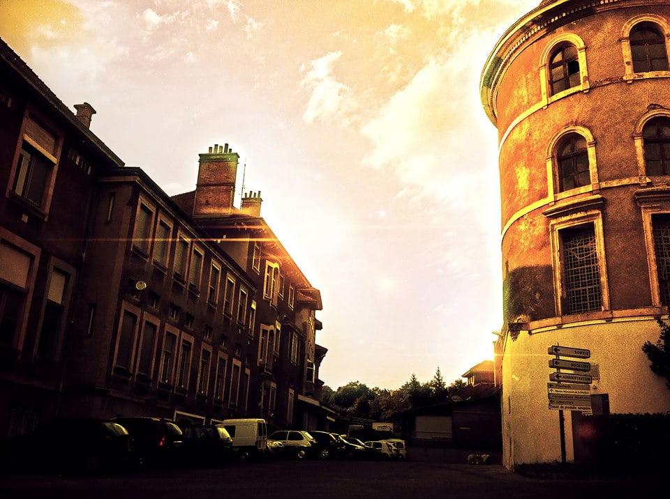 Photographie : Hôpital de Voiron