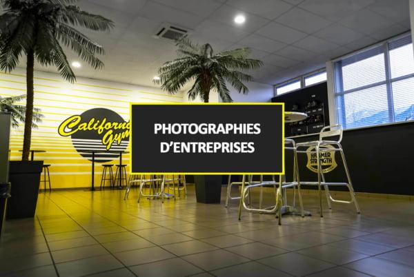 Présentation : Photographie d'entreprise
