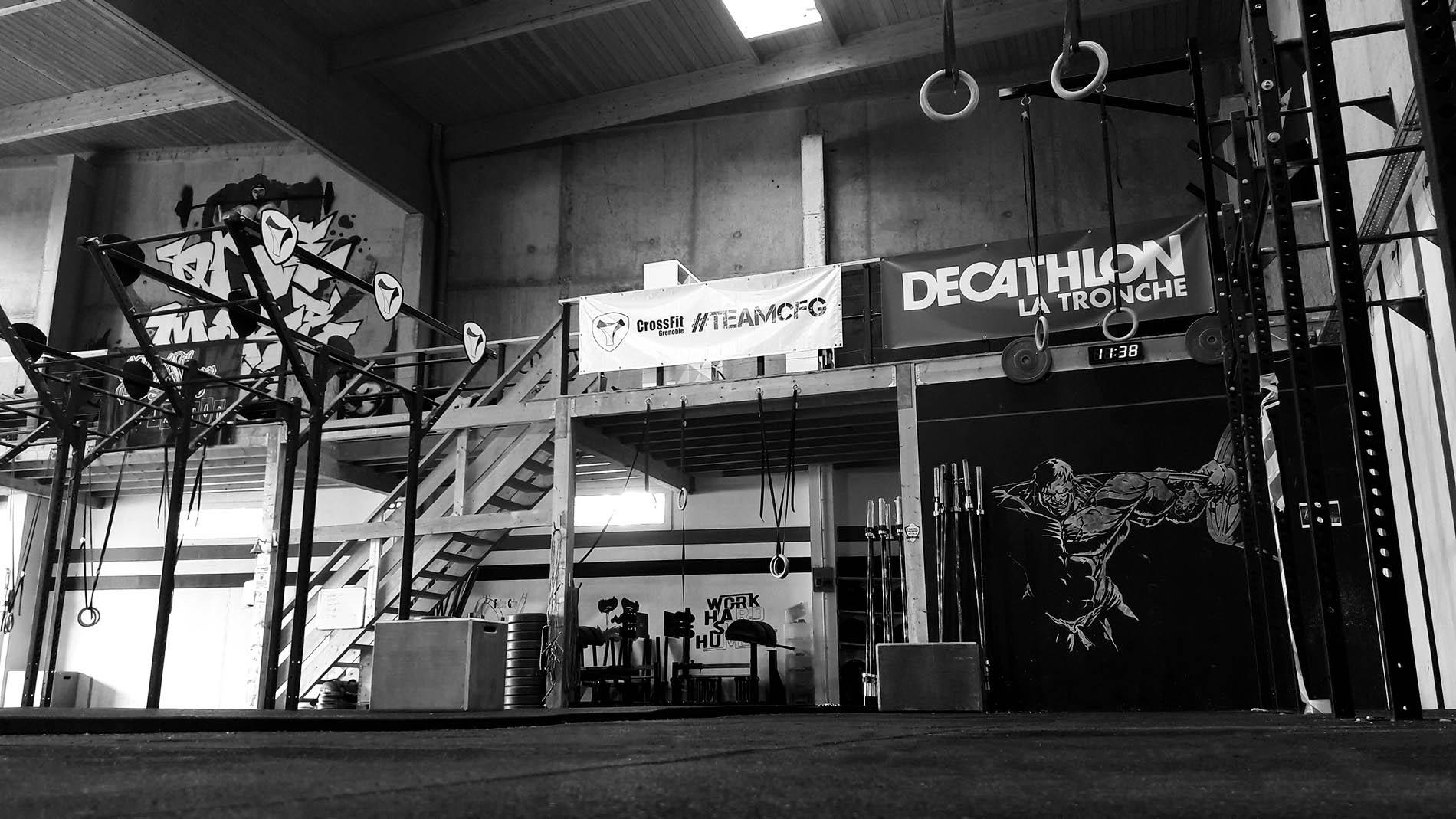 Photographie : CrossFit Grenoble