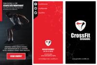 Print : Flyer CrossFit Grenoble