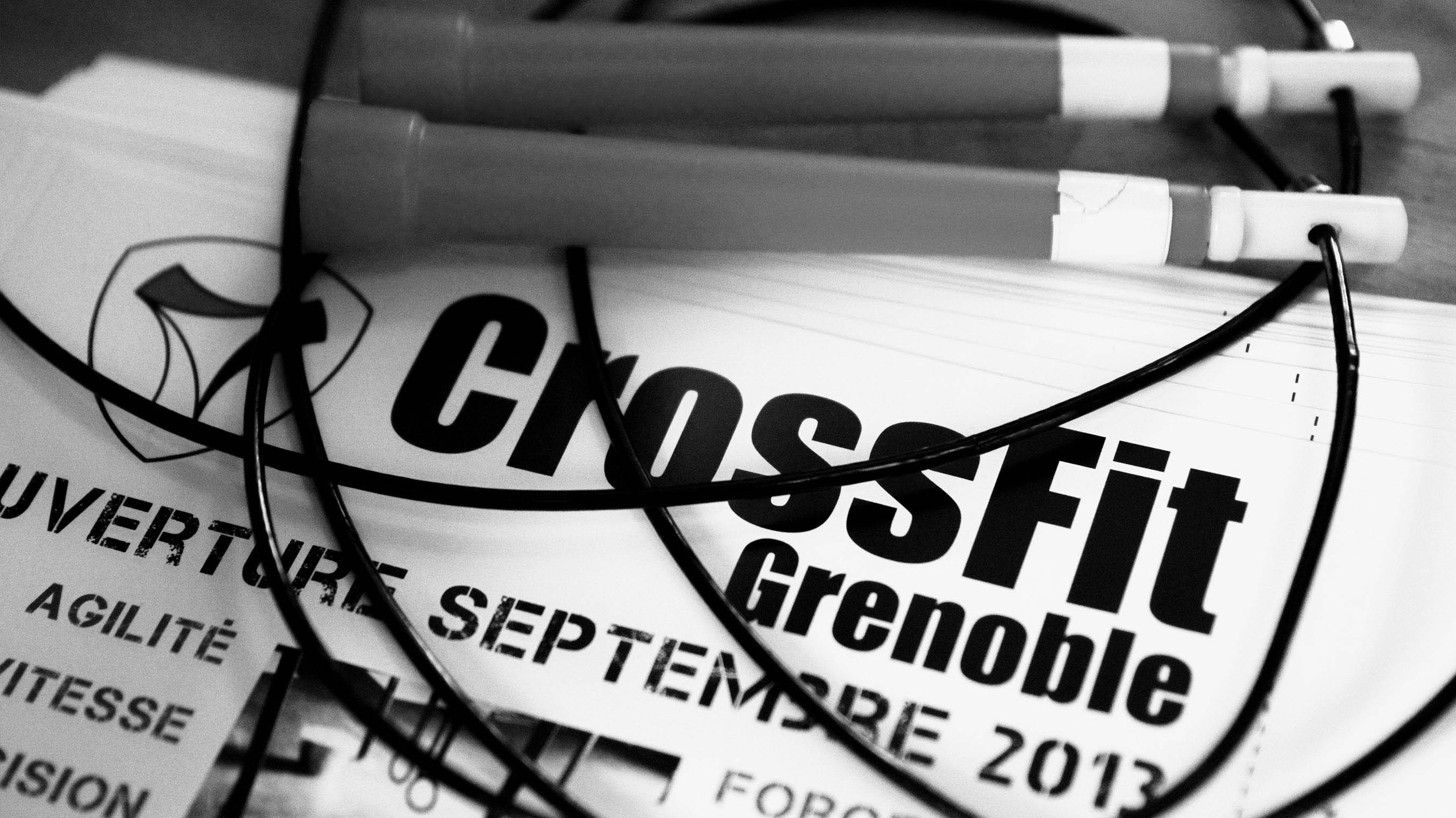 Photographie : CrossFit Grenoble la boxe, ouverture en septembre 2013