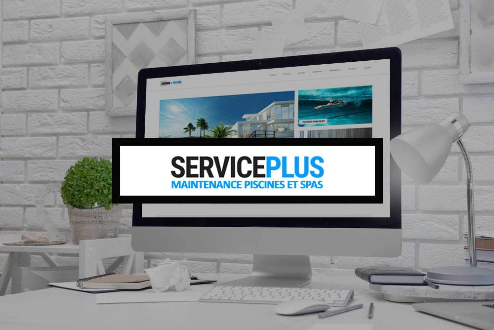 Présentation : Service plus Piscine