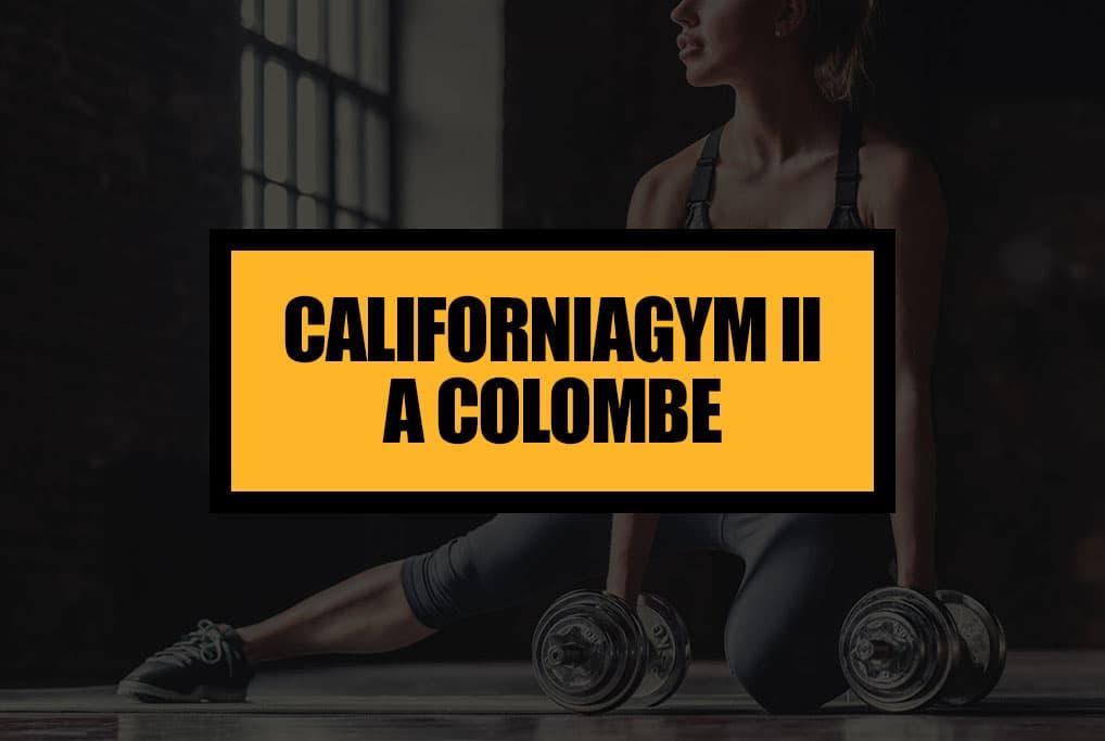 CaliforniaGym Colombe : salle de sport & de musculation