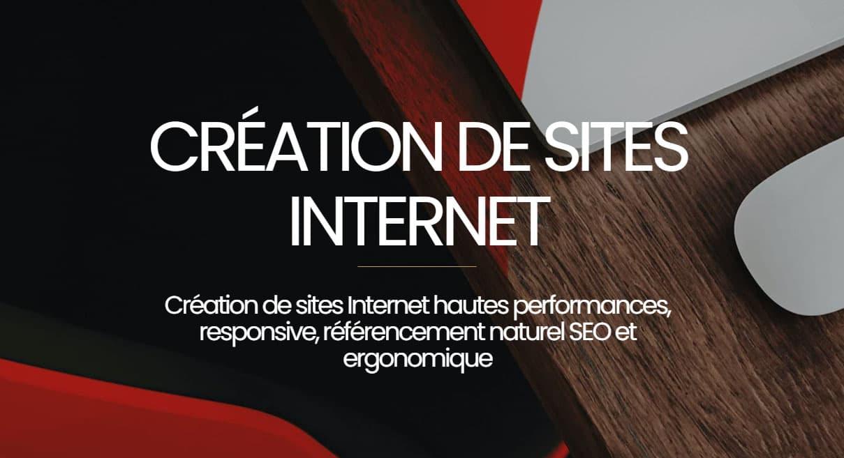 création de sites internet à Voreppe